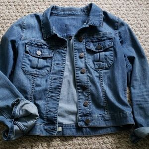 Kut from the Kloth Ameila jean jacket